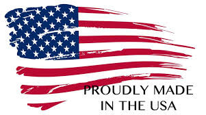Products proudly Made in the USA